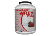 Strawberry Whey Protein